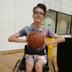 Bailey's Wheelchair